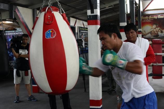 Manny Pacquiao: Best Potential Opponents for Pacman After Juan Manuel Marquez