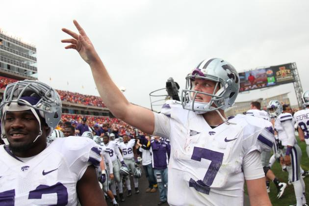'USA Today' College Football Poll 2012: Complete Week 8 Rankings