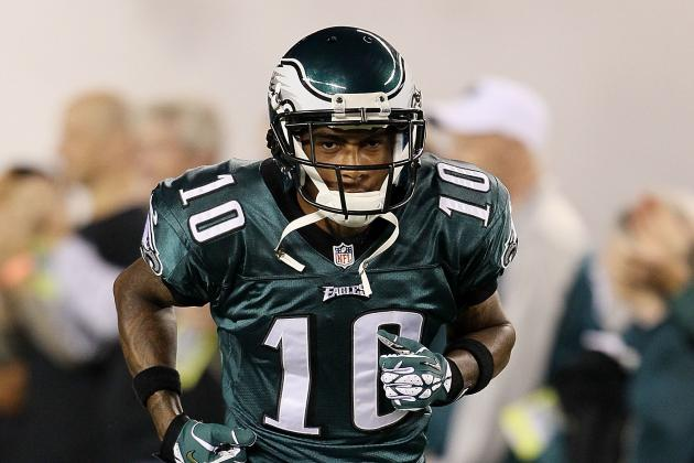 Damaris Johnson Inactive, Eagles to Use New Punt Returner