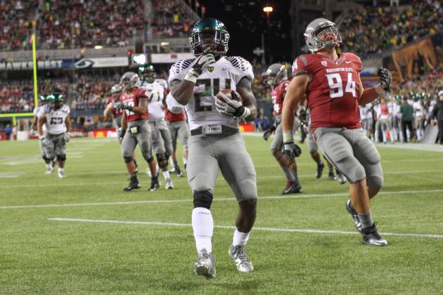 Oregon Football: Predicting Top Offensive Performers vs. Arizona St.