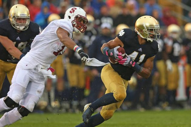Notre Dame's Key to Success in 2012 Painfully Simple