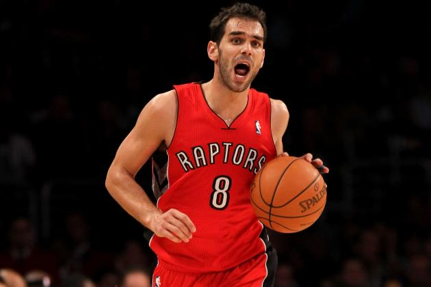 NBA Rumors: Latest on Jose Calderon to Lakers and More Whispers Around League