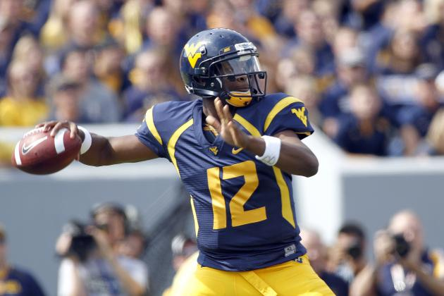 Geno Smith Shouldn't Be Considered a Lock First-Round Pick in 2013 NFL Draft