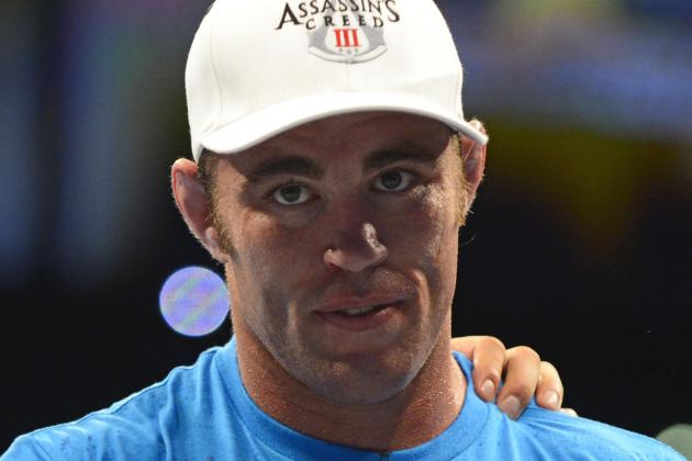 Jake Shields Suspended Six Months for Using 'Prohibited' Substance