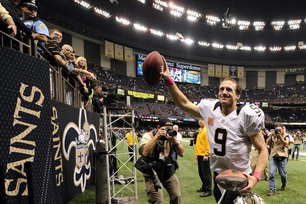 Drew Brees: 'NFL Lacks Leadership and Accountability from the Top Down'