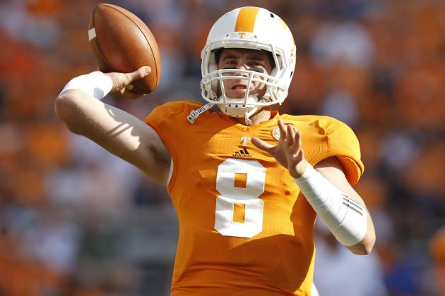 Tyler Bray Calls Out Bandwagon Tennessee Volunteers Fans