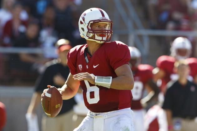NCAA Football Rankings 2012: Teams Who Won't Finish in Top 25 by Season's End