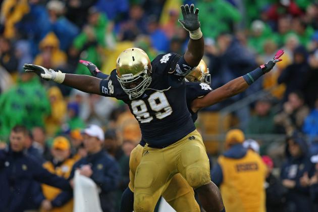 Notre Dame BCS Rankings: Fighting Irish Should Be Top 5 Team in First Standings