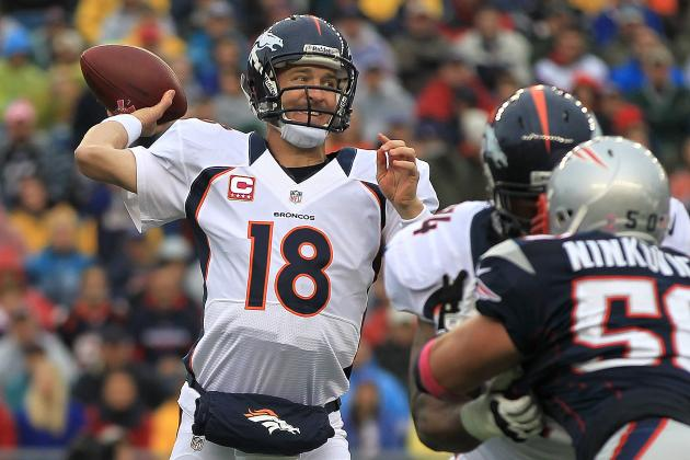 Can Peyton Manning Lead the Broncos to the Playoffs?