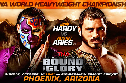 TNA Bound for Glory: Austin Aries Is in a Must-Win Situation