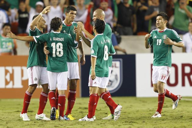 Mexico vs. El Salvador: Why Mexicans Have the Edge After Guyana Blowout