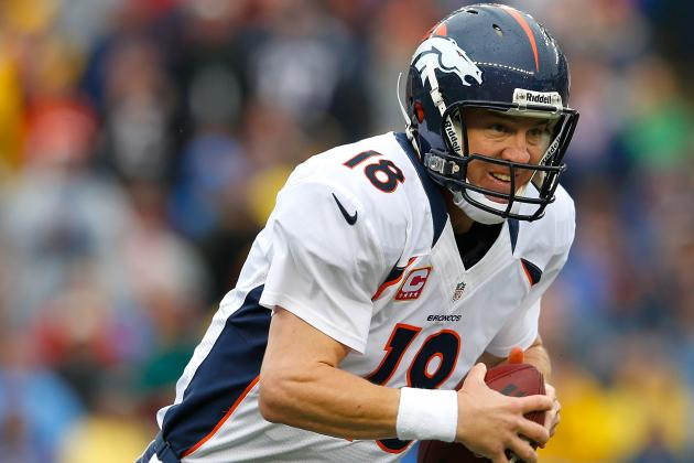 Peyton Manning: Broncos QB Will Continue Resurgence vs. Chargers Defense