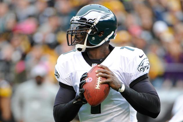 Michael Vick: Philadelphia Eagles QB Is Worth the Drama for Fantasy Owners