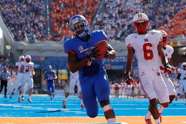 Boise State Football: Ranking Broncos' Top Offensive Contributors