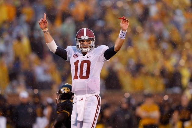 Alabama Football: Crimson Tide Will Roll over Tennessee to Remain Undefeated