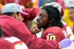 Redskins Facing Fine for Handling of RGIII Concussion