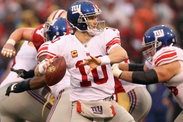 San Francisco 49ers vs. New York Giants: Live Score, Highlights and Analysis