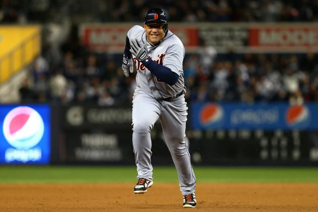 ALCS Schedule 2012: When to Catch Remaining Games Between Tigers and Yankees
