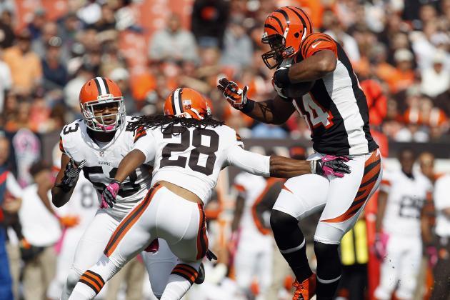 Browns 34, Bengals 24