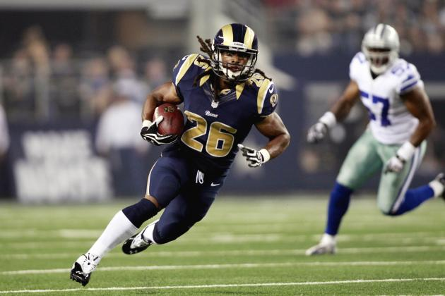 Daryl Richardson or Steven Jackson: Who Is the Rams RB to Own in Fantasy?