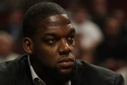 Eddy Curry Feels Like He Has Legitimate Chance to Make Spurs