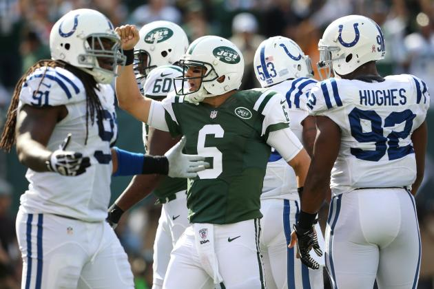 Colts vs. Jets: Has New York's Offense Hit a Turning Point?