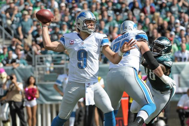 Lions Really to Beat Eagles 26-23 in OT