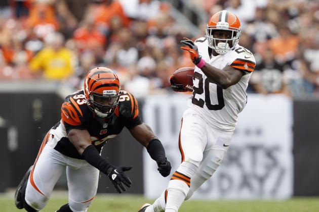 Montario Hardesty: Browns RB's Performance in Relief Warrants Fantasy Pickup