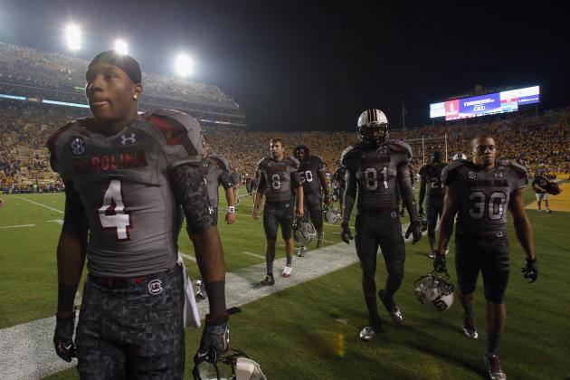 BCS Standings 2012: 1-Loss Teams That Will Crack Top 10