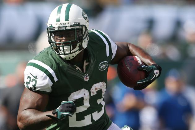 Fantasy Football: Why It's Time to Sell High on New York Jets' RB Shonn Greene