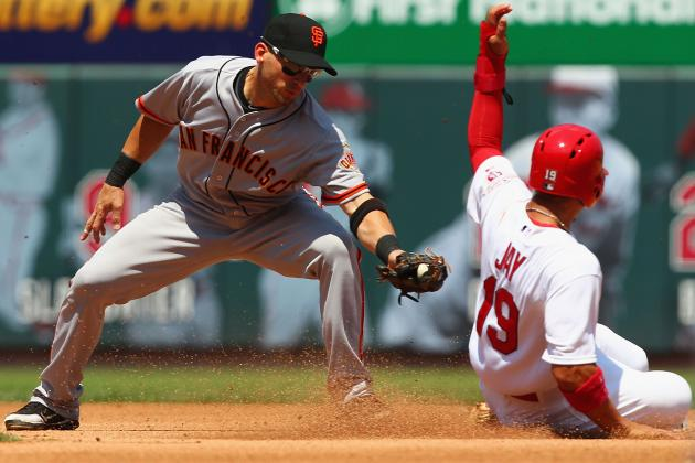 NLCS Schedule 2012: When and Where to Watch Entire Cardinals vs. Giants Series