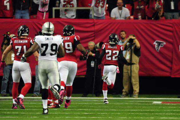 Raiders vs. Falcons: Is There Something Wrong with 6-0 Atlanta?