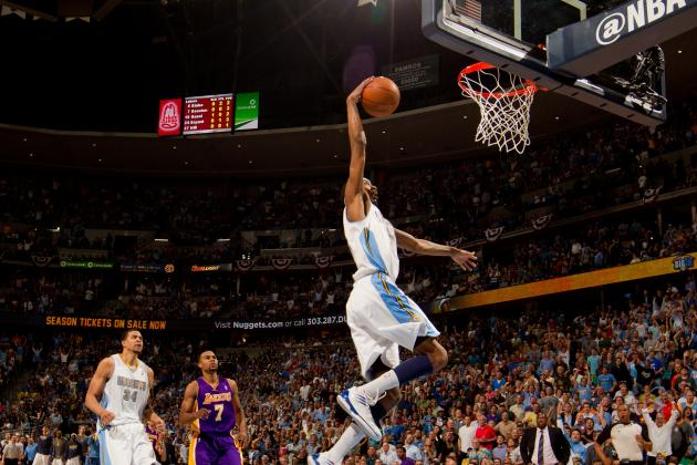 Faster Than Ever, Corey Brewer Runs Free for Nuggets