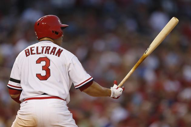 Fantasy Baseball: Creating All-Fantasy Team from Players Still in the Playoffs