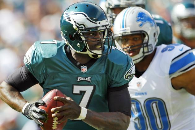 Frustrated Vick: 'We Had Our Chances'