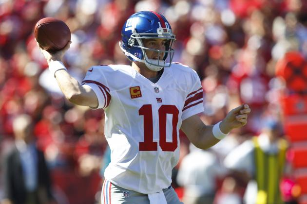 Giants vs. 49ers: Blowout Victory Proves New York Still Team to Beat in NFC