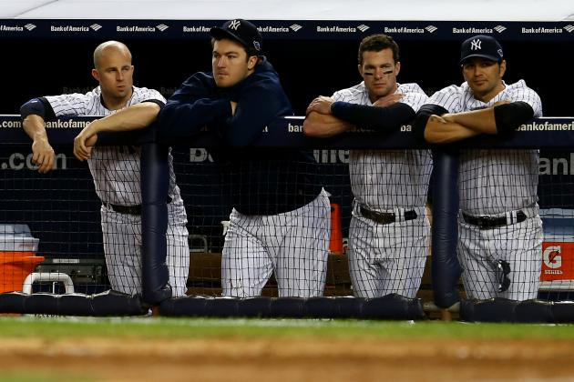 2012 MLB Playoffs: New York Yankees Aren't Dead, but They're Close