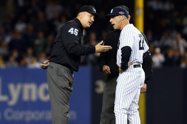 2012 ALCS: Missed Call vs. New York Yankees Reignites MLB Instant Replay Debate