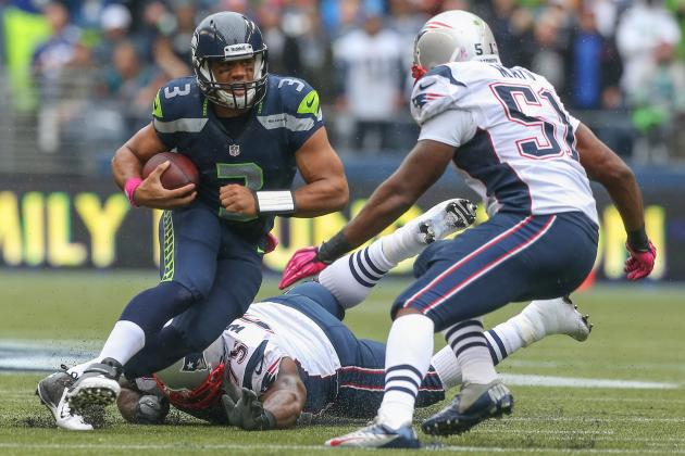NFL: Future Is Bright for Russell Wilson, Seahawks After Comeback over Patriots