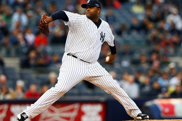 2012 ALCS: Starting CC Sabathia on Short Rest Won't Help New York Yankees