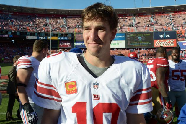 Giants vs. 49ers: New York Emerging as the Clear-Cut NFC East Favorite