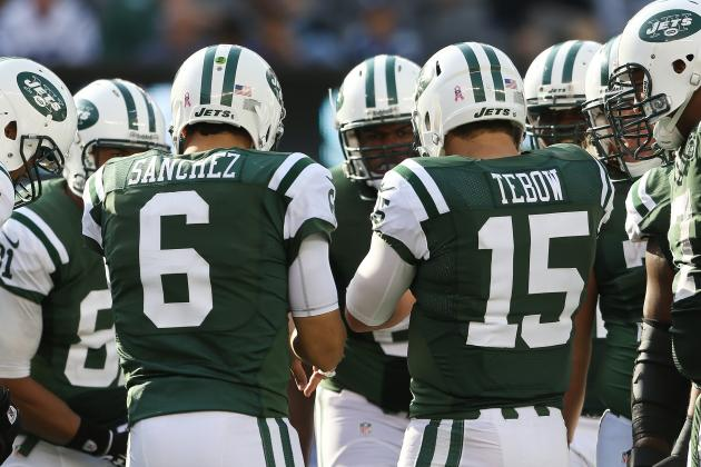 Mark Sanchez vs. Tim Tebow: Where Does Jets QB Controversy Stand After Week 6?