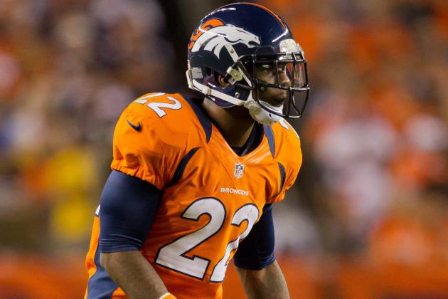 Broncos CB Tracy Porter Sick; Out Versus Chargers
