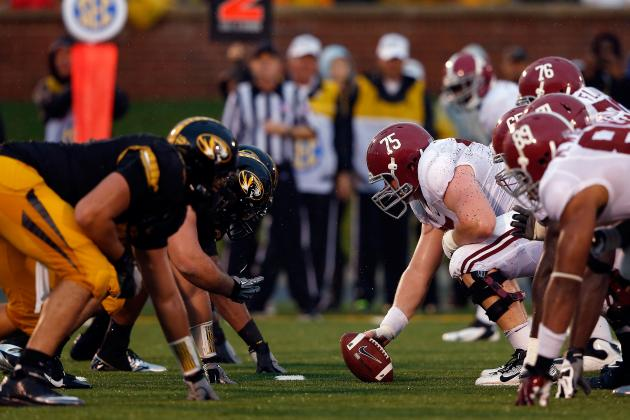 Alabama Football: How the Crimson Tide Rank Statistically Against the Nation