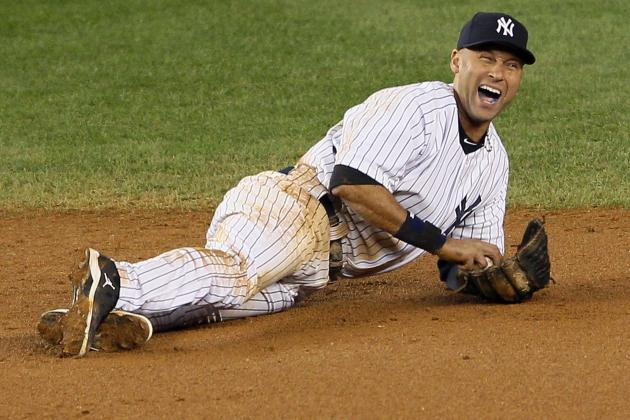 Source: Jeter 'Likely' to Have Surgery on Ankle