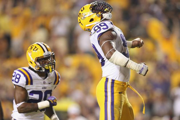 College Football Rankings 2012 Week 8: One-Loss Teams with Shot at BCS Title