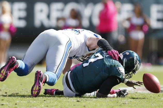 Philadelphia Eagles: The 'Dynasty' Limps into the Bye Week