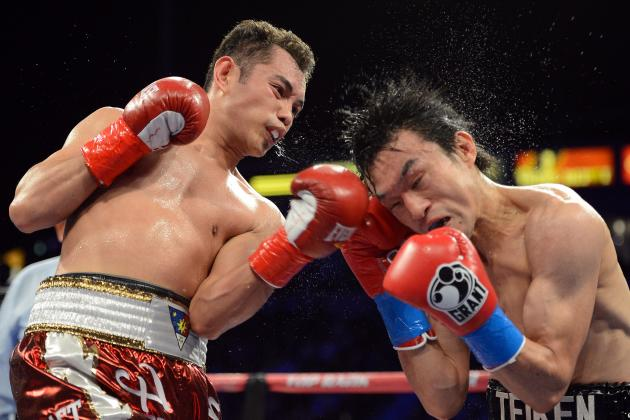 Nonito Donaire Could Face Jorge Arce in Looming PPV Debut