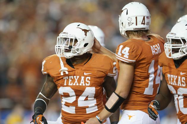 Breaking Down Texas' Spot in the BCS Rankings
