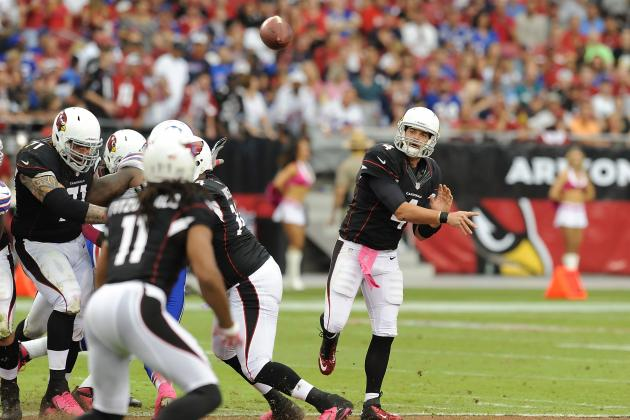 Bills vs Cardinals: Arizona's O-Line Continues to Stall Early 2012 Momentum